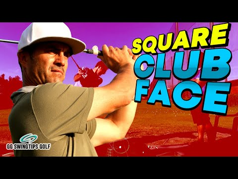Keeping Your Clubface Square EVERY TIME