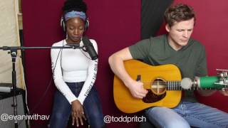 Dancing On My Own (Calum Scott) Cover by Evani ft. Todd Pritchard