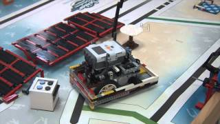 Tecno San José Robot FLL2012 Senior Solutions 505 puntos
