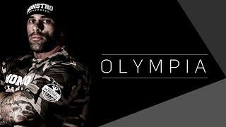 UM BRASILEIRO NO MR. OLYMPIA