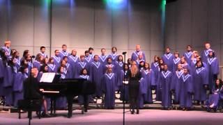 MRHS Concert Choir - One by U2