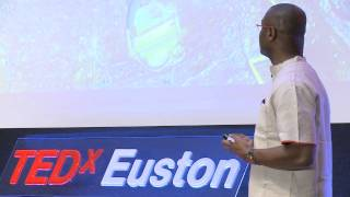 Not learning from history: Jerome Okolo at TEDxEuston