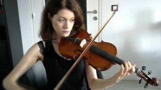 Hallelujah ( Lindsey Stirling cover) - 1 year and 6 months