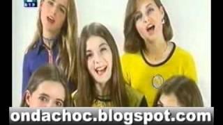 Onda Choc - Sumo de limão(Tele Disco)