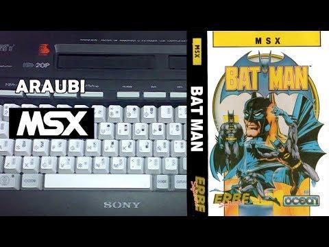 Batman (Ocean, 1986) MSX [064] El Kiosko
