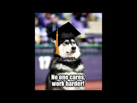 My Open Honest Letter to 2020 High School Grads who won't have a Ceremony - (adult language warning)