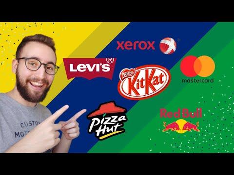 A pronúncia de marcas americanas famosas em português | Vou Aprender Português