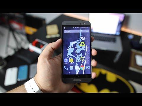 مراجعة جهاز +HTC One M9