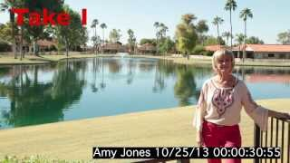 Amy Jones Bloopers