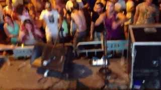 Darwish @ Haifa Street Party 23.08.13