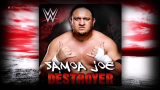 """WWE NXT: """"Destroyer"""" [iTunes Release] by CFO$ ► Samoa Joe Theme Song"""