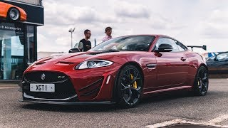 Jaguar XK RS GT at R-Tec Auto Design