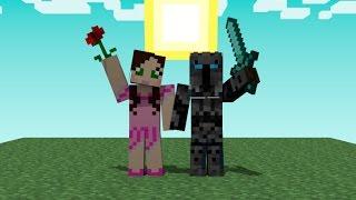 POPULARMMOS RANDOM MOMENTS (Minecraft Animation)