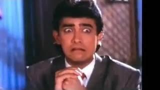 Salman Khan knows the Truth - Andaz Apna Apna Comedy Scene