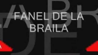 FANEL de la Braila - Afara e lumea rea....(LIVE) wmv