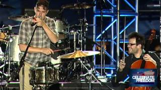 "Jars of Clay Performs ""Flood"" live at 94.9 KLTY's Celebrate Freedom 22"