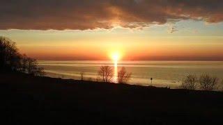 88 - Terra Plana: Pôr do Sol ou Ponto de Fuga?