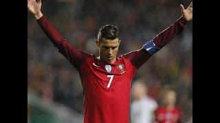 Cristiano Ronaldo 2017 Goals and Skills  - Maitre Gims - Habibi (Pilule Bleue)