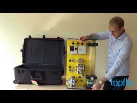 Tapflo Sample Case - Video tutorial - Storing and transportation