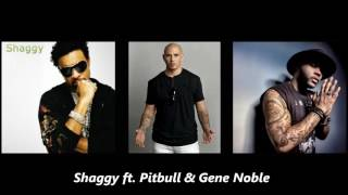 "Shaggy ft Pitbull & Gene Noble ""Only Love"""