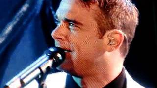 Robbie Williams / Take That - Everything Changes - Manchester 07/06/2011