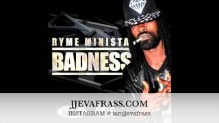 Ryme Minista - Badness (Raw) Rifle Badness Riddim | September 2014
