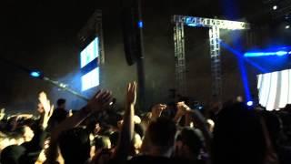 Calvin Harris - Feel So Close Live #superfanfest @ Glendale, AZ