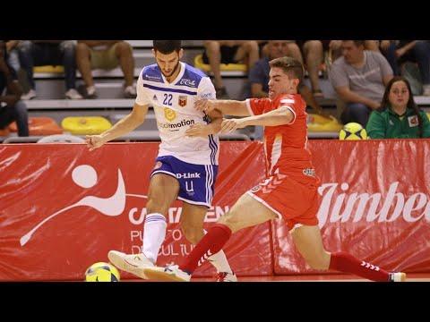 Jimbee Cartagena - Fútbol Emotion Zaragoza - Jornada 3 Temporada 2019/2020