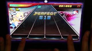 Rhythm Master PK (节奏大师) Beethoven Virus 4 Key Hard