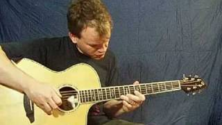 Lithium Evanescence accoustic guitar