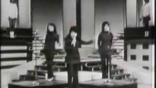 The Ronettes - 'Shout' Live (1965) High Quality
