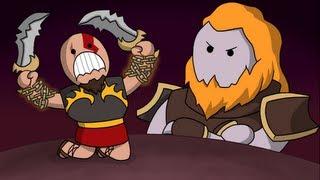 LORE - God of War Lore in a Minute!