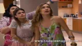 Violetta2  Diego va a la casa de Violetta - Capitulo 4