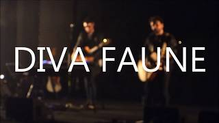 "DIVA FAUNE ""The Age of Man"" live@MaMA Festival - La Cigale Paris 2017"