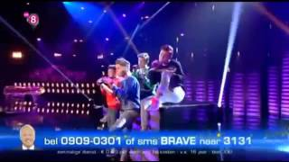 B-Brave - With You X factor liveshow 4