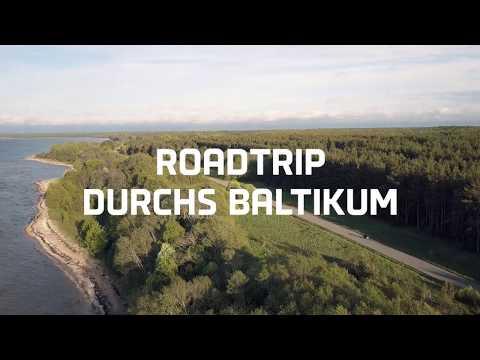 Mit dem Motorrad durchs Baltikum - Langversion