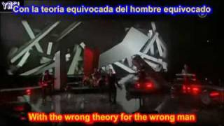 Depeche Mode - Wrong  ( SUBTITULADA ESPAÑOL INGLES )