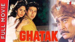 Ghatak - Full Movie   Sunny Deol, Meenakshi, Mamta Kulkarni   Bollywood Blockbuster Movie   FULL HD