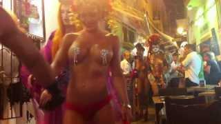 Ibiza Eivissa - Island in Spain - Night Club Advertising and Promotional Girls
