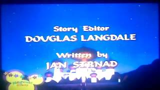 Aladdin: the Animated Series End Credits with 1995 Buena Vista Television logo