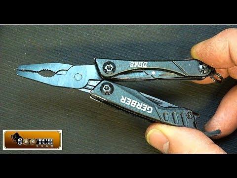 Gerber Dime Multi Tool   Small EDC Option