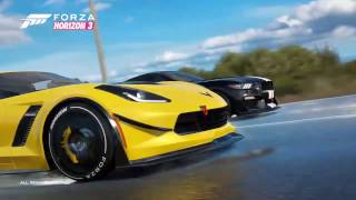 Forza Horizon 3 E3 And launch trailers with Horizon 1 Music