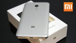 Xiaomi Redmi Note 4 (Indian Variant) Unboxing and Hands-on Video