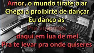 Carolina Deslandes - Avião De Papel ft. Rui Veloso (Karaoke) Versão