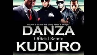 Danza Kuduro (Official Remix) - Don Omar Feat. Lucenzo, Daddy Yankee & Arcangel. 2010