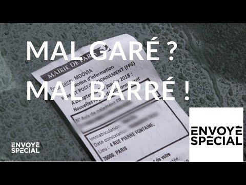 nouvel ordre mondial | Envoyé spécial. Mal garé ? Mal barré ! - 11 octobre 2018 (France 2)