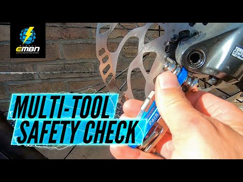 Check Your E-Bike Is Safe To Ride | A Multi Tool Is All You Need