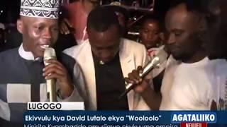 "Ekivvulu kya David Lutalo ekya ""Wooloolo"""