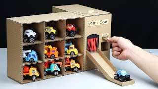 How to Make Vending Machine with Cars