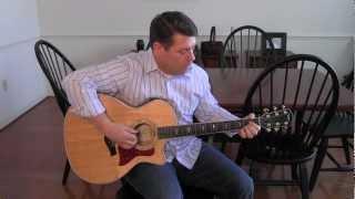Terraplane Blues - John Lee Hooker (Cover Song) by Mark Salyers
